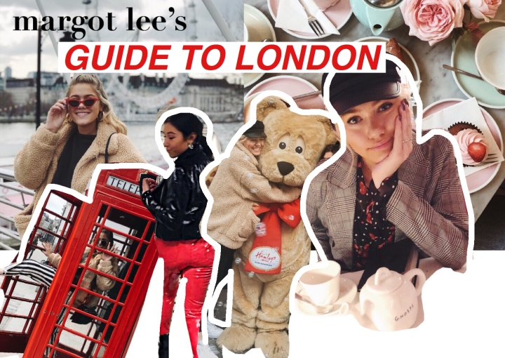 Margot Lee's Guide to London