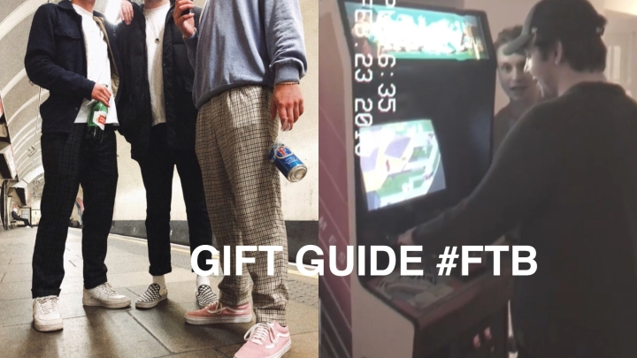 Holiday Gift Guide: Gifts forGuys