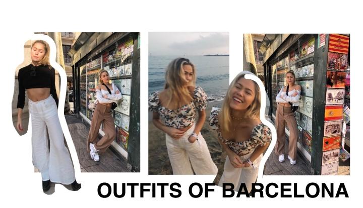 Barcelona Lookbook