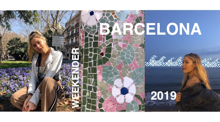 City Guide: Weekend in Barcelona