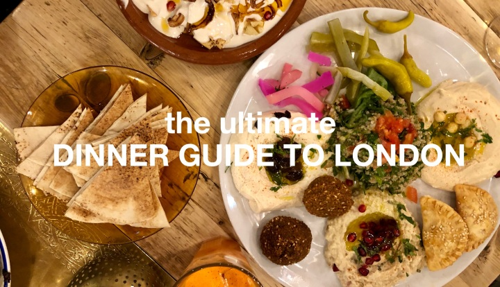 Best Dinner Spots in London