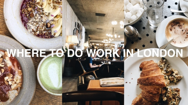 Best Cafés to do Work in London