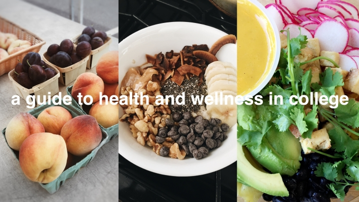 The Ultimate Guide To Staying Healthy In College