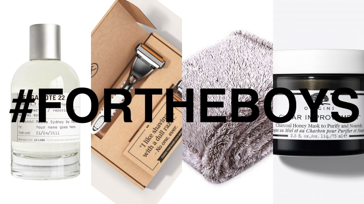 Gift Guide: #ForTheBoys