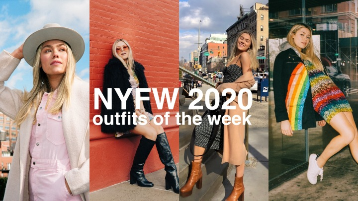 What I Wore to (MY FIRST!) New York Fashion Week