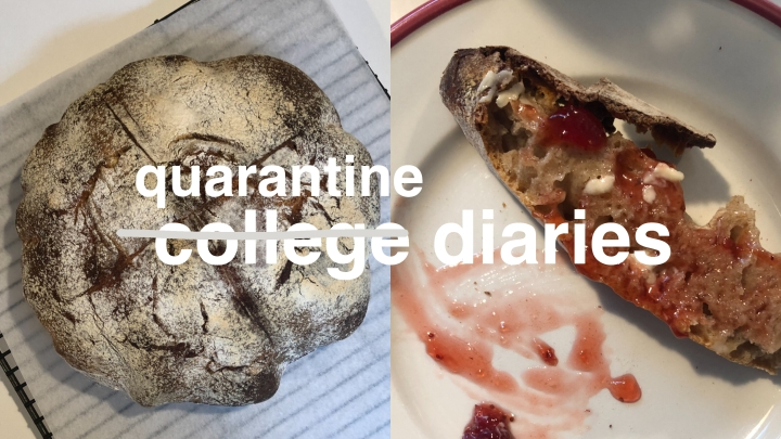 College Diaries (Can We Still Call it That?) Morning Routine- April 3, 2020