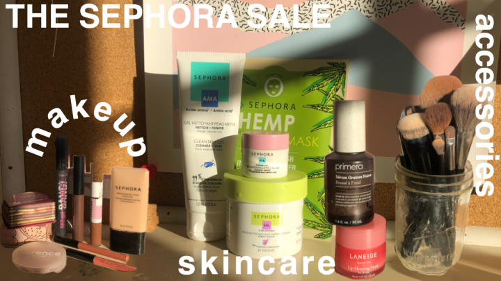 What to Buy At The Sephora Sale: Makeup, Skincare & Accessories