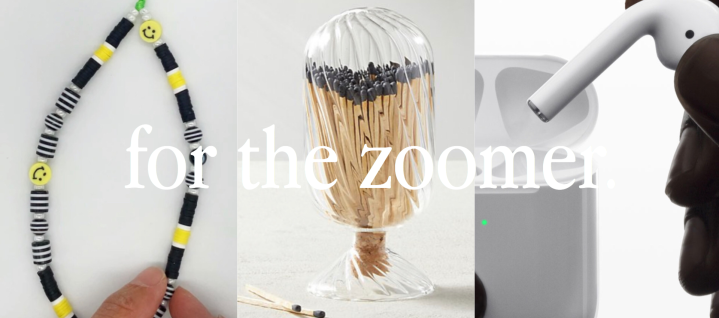 Gift Guide: Semi-Techy Gifts For theZoom-ers