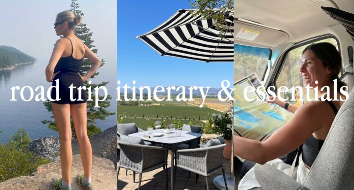 The Ultimate California Road Trip & Road Trip PackingEssentials